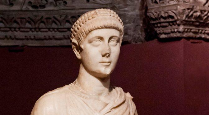 MONETA (6) : VALENTINIEN II, UN EMPEREUR MARIONNETTE