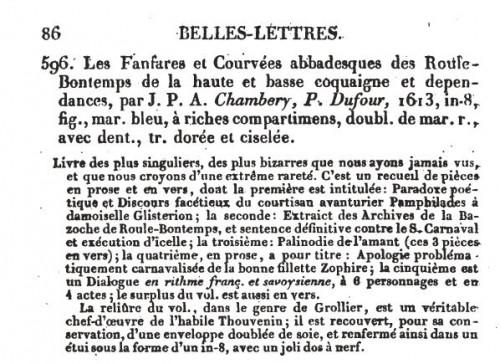 07-2b-Catalogue Nodier 1830