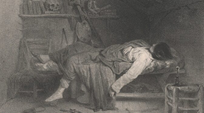 MÉLANGES TIRÉS D'UNE PETITE BIBLIOTHÈQUE (43) : LE JOURNAL RETROUVÉ D'UN SUICIDÉ