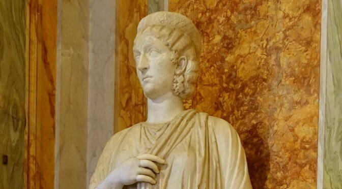 MONETA (29): L'«EMPEREUSE» DE ROME